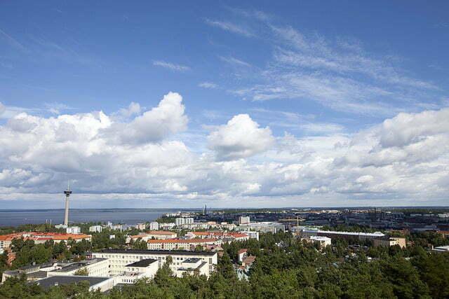 Valtuustoaloite maauimalan saamisesta Tampereelle