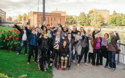 Tampereen vihreiden hallitus valittu vuodelle 2018