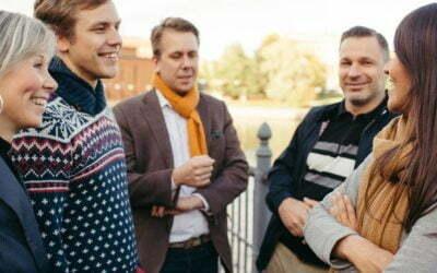 Ryhmäpuhe valtuuston kokouksessa