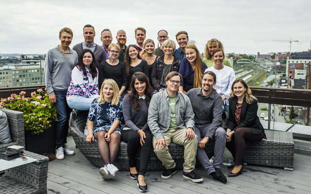 Tampereen vihreä vuosi 2017